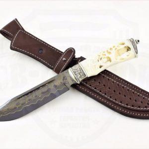 Ножи из ламинатного дамаска